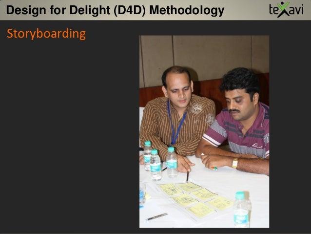 Storyboarding Design for Delight (D4D) Methodology