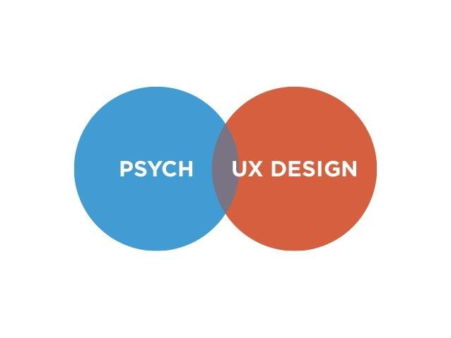 PSYCH UX DESIGN