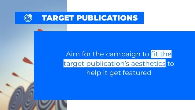 We use additional assets as a reinforcement for the campaign ADDITIONAL ASSETS