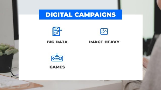 DIGITAL CAMPAIGNS BIG DATA IMAGE HEAVY GAMES EDITORIAL