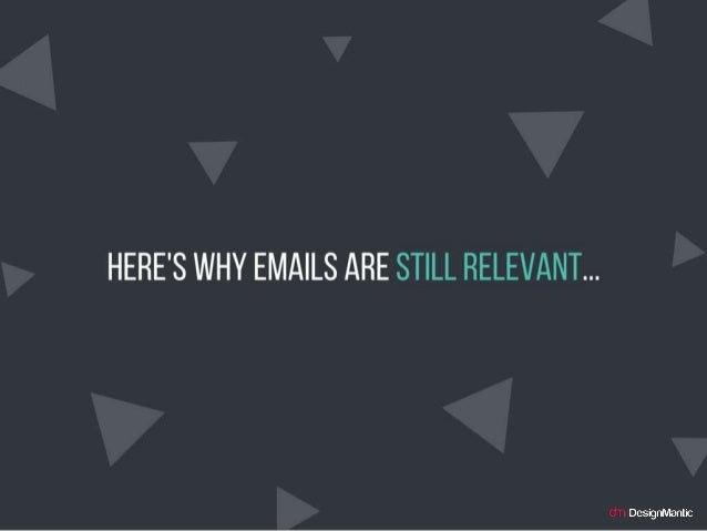 Designing For Emails: 8 Hacks To Design Emails That Are Eagerly Awaited Slide 2