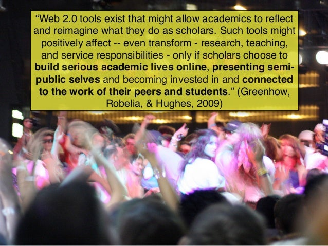 shifts in edtech                      Group growth Individual growthObjectivism                  Cognitivism              ...