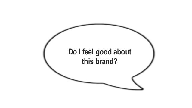 27 • #aeasea • @mbloomstein Do I feel good about this brand?