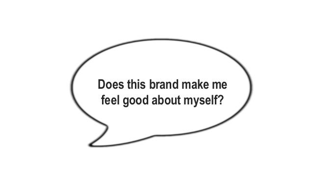 28 • #aeasea • @mbloomstein Does this brand make me feel good about myself?