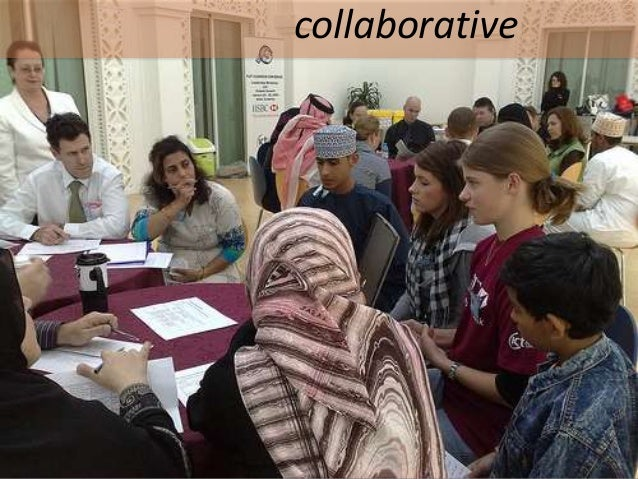 Collaborative In The Classroom ~ Designing engaging curriculum for global collaboration in