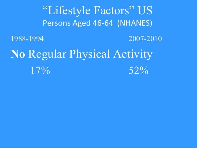MRI Study of Brain Scans of 120 older adults-- Half – Moderate aerobic exercise: 45 minutes, three days a week, mostly wal...