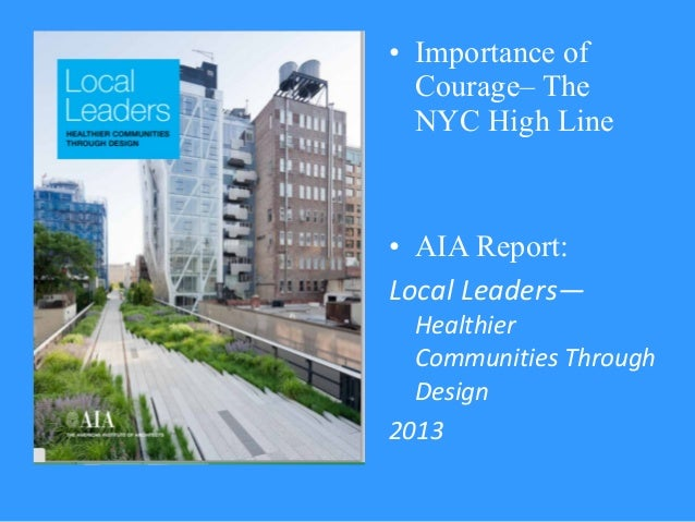 Designing Healthy Communities by Dr. Richard Jackson
