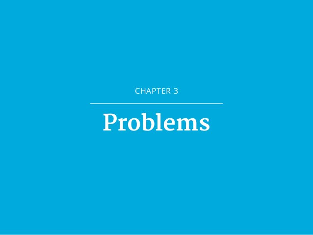 CHAPTER 3 Problems