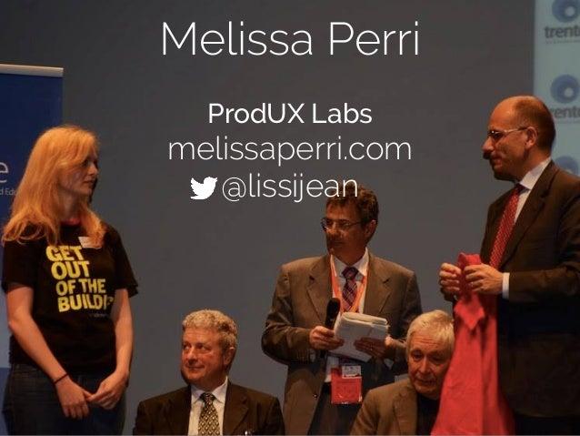 Creating Successful MVPs in Agile Teams - Agile 2014 Slide 2