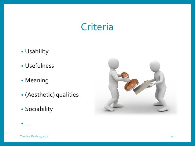 When to perform usability testing? • Summative • at the end • to prove something does (not) work • Formative: • during dev...