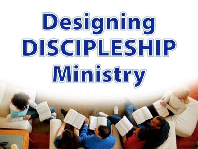 Designing Discipleship Ministry