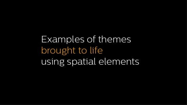 UXSG2014 Workshop (Day 2) - Designing spatial experiences workshop (philips design)