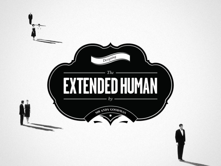 Designing the extended human