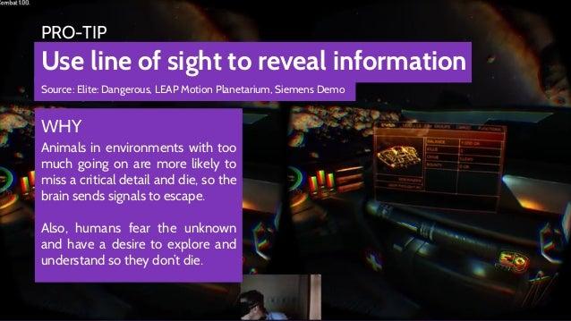 Designing VR For Humans - Mike Alger