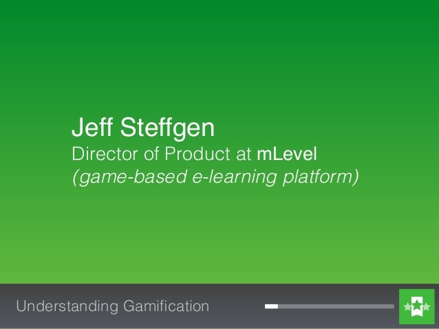 Designing with Gamification: Tips for Creating Fun & Engaging User Experiences Slide 3