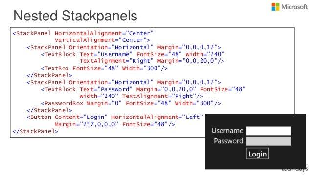 Designing XAML apps using Blend for Visual Studio 2013