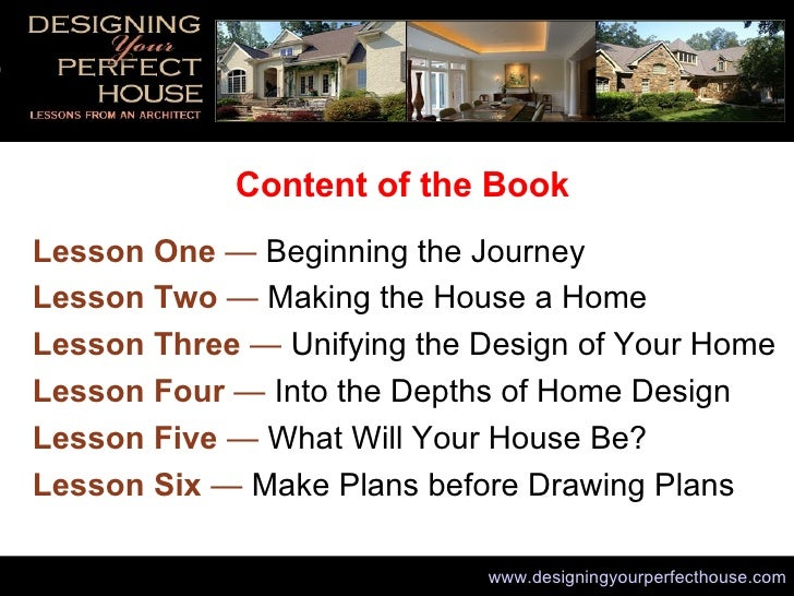Designing Your Perfect House Custom Home Design Program