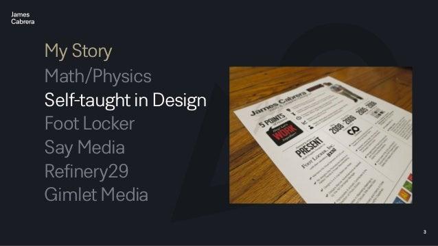 Designing Your Story Slide 3