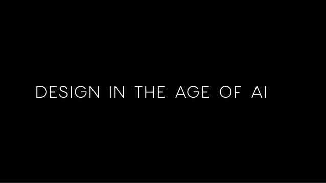 In the future, the design around us will sweat the small stuff. –Aaron Shapiro
