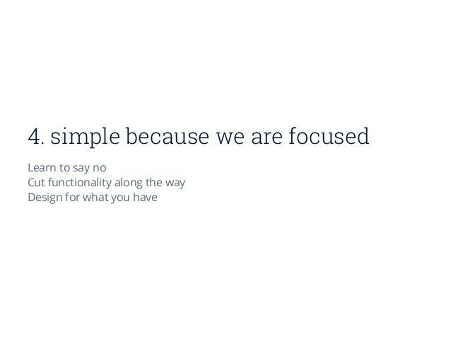 Simple. Friendly. Smart.