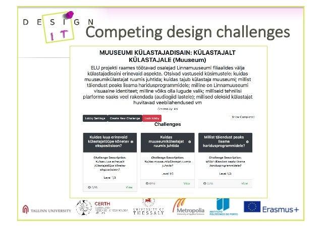 Competingdesignchallenges