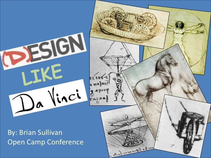 LIKE<br />   By: Brian Sullivan<br />  Open Camp Conference <br />