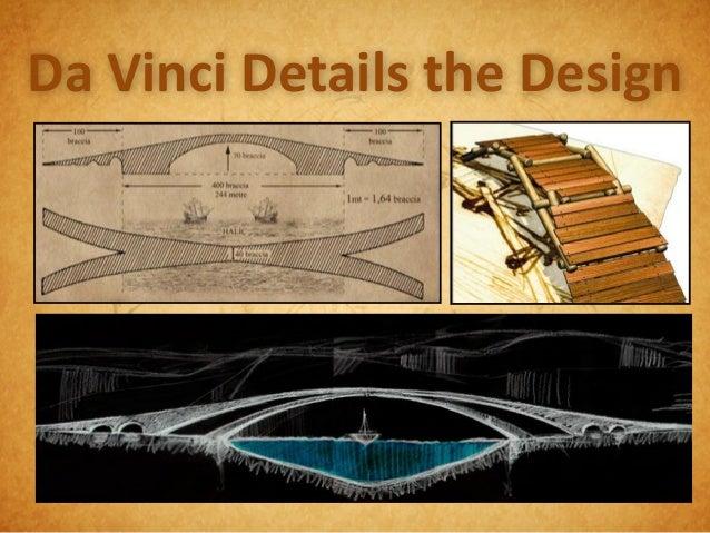 Da Vinci's Bridge to Nowhere