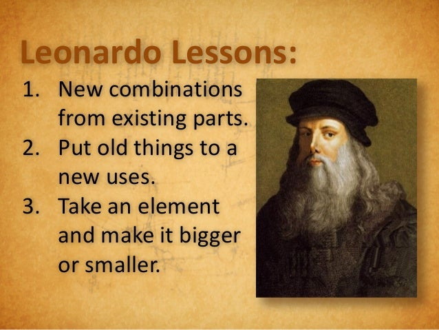 Refining Ideas