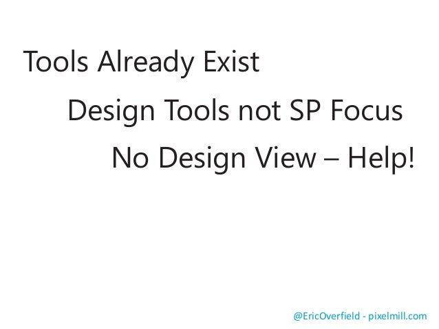 SharePoint Design Manager From HTML To SharePoint - Sharepoint design manager