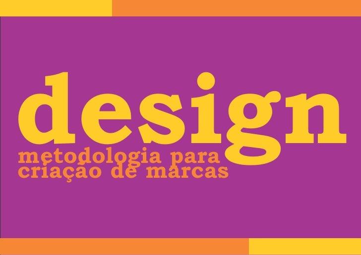 designmetodologia paracriação de marcas