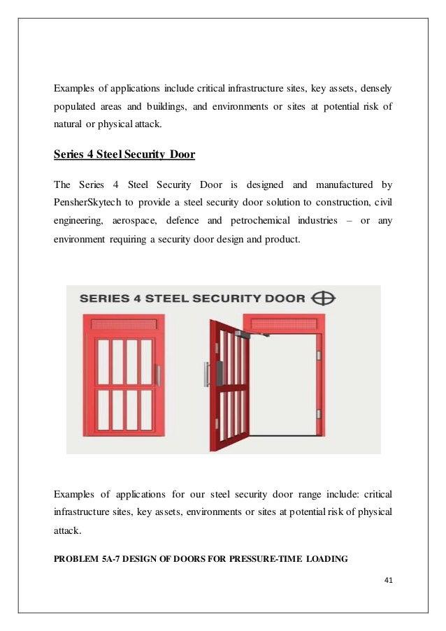 Criterion Industries Doors & Criterion Industries - Overtaking