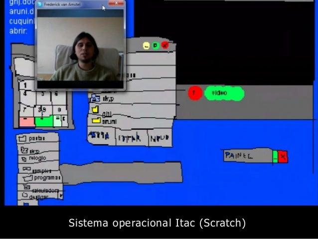 Sistema operacional Itac (Scratch)