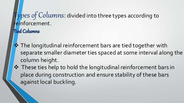 Design of column according ACI codes Slide 3
