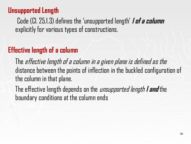 Design of columns as per IS 456-2000