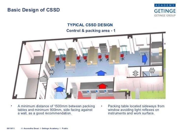Design Of Cssd