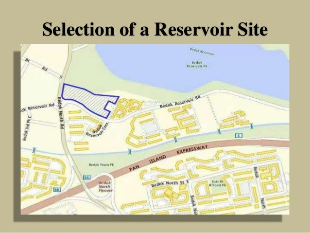 Selection of a Reservoir Site
