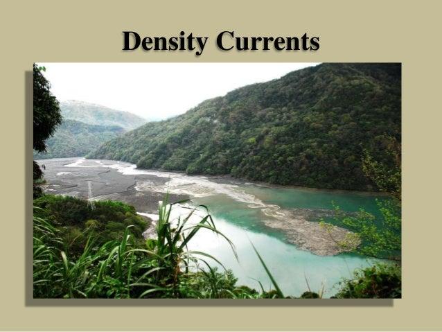 Density Currents