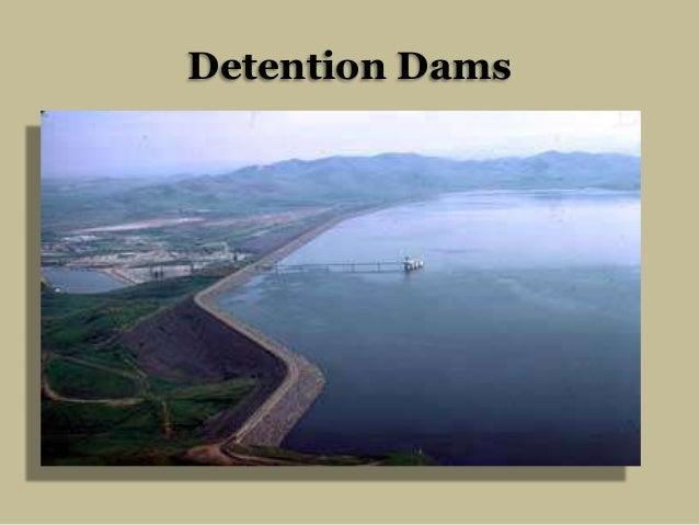 Detention Dams