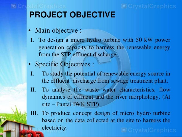 Thesis on water treatment plant