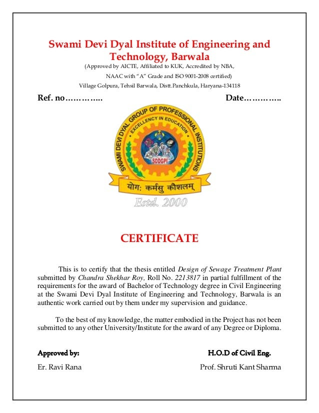 Swami Devi Dyal Institute of Engineering and Technology, Barwala (Approved by AICTE, Affiliated to KUK, Accredited by NBA,...