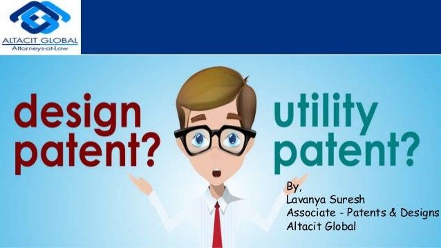 By, Lavanya Suresh Associate - Patents & Designs Altacit Global