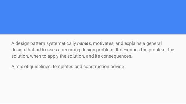 Behavioural Design Patterns In C