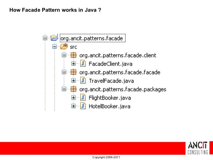 Design Patterns Facade Pattern Extraordinary Facade Pattern Java