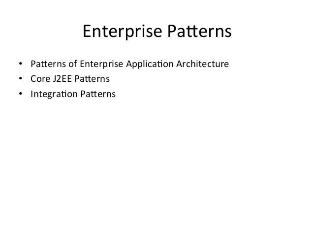 Enterprise  Pa4erns  >  books