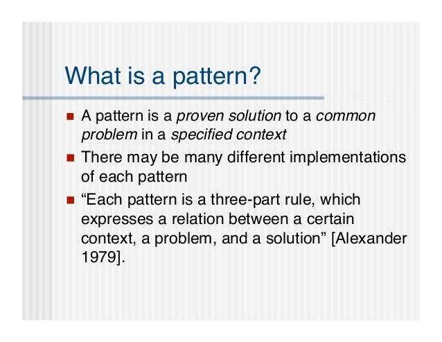 Fluid Design Pattern Library Custom What Is Pattern