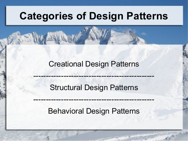 Behavioral Design Patterns Javascript