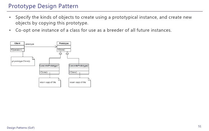 Design patterns (examples in. Net).