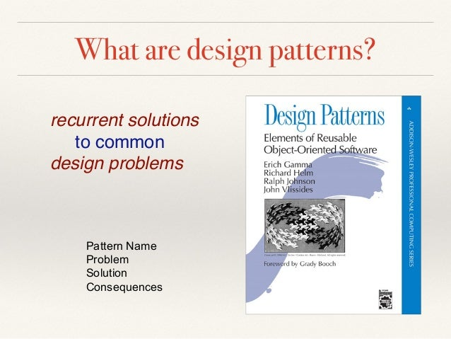 design patterns elements of reusable object oriented software pdf download