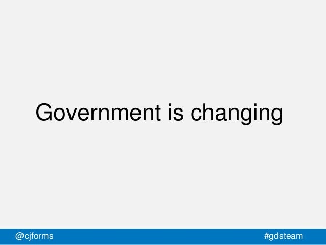 Design Patterns for Government Services UXPA 2016 Slide 3