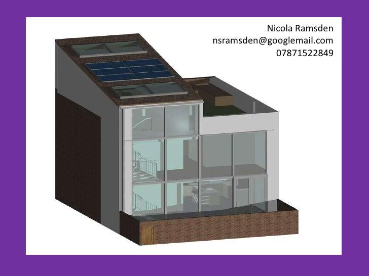 Nicola Ramsden nsramsden@googlemail.com             07871522849